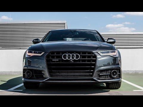 Audi A6 Limousine Седан класса A - рекламное видео 1