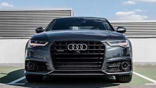 2017 Audi A6 Competition (346hp/650Nm) - the torque monster (daytona gray+black optics)