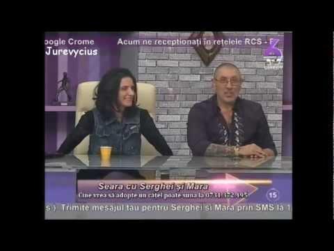 Seara cu Serghei si Mara - Doru Tufis si Marius Marinescu (20 martie 2012) 6TV part.3
