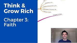 Think and Grow Rich, Chapter 3: Faith