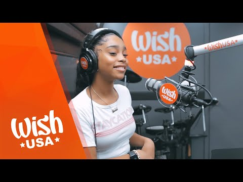 "Jadah Marie performs ""Lifestyle"" LIVE on the Wish USA Bus"