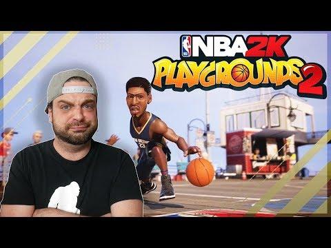Do NOT Buy NBA 2K Playgrounds 2! | RGT 85