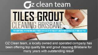 OZ Tile and Grout Cleaning Brisbane