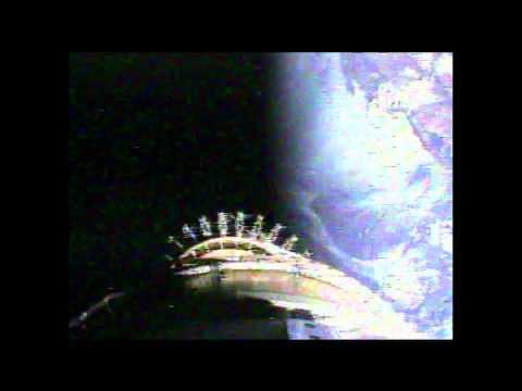 GRAIL spacecraft separation
