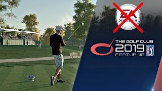 EA Is Done With Golf, The Golf Club Gets PGA Tour License.