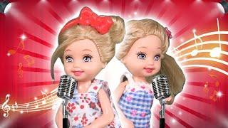 Barbie - The Twin's Concert Practice