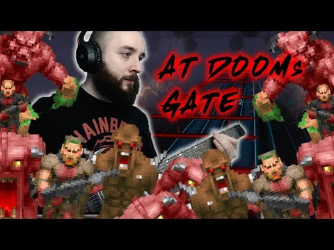 At Doom's Gate - DOOM (cover) - Blackbeard The Great - Video