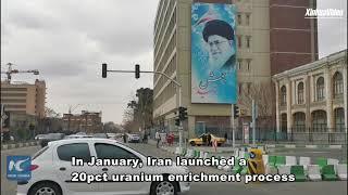 Iran w razie potrzeby zwiększy wzbogacanie uranu do 60 proc