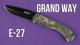 Grand Way E-27 - відео 1