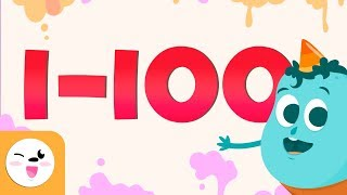 Guess the numbers from 1 to 100 - Learn to read and write numbers from 1 to 100 - Video Compilation