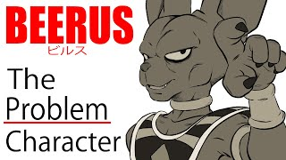 Beerus: The Problem Character | The Anatomy of Anime
