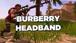 Fortnite Montage   Burberry Headband (Lil Mosey)