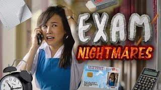 EXAM NIGHTMARES!! - JinnyboyTV