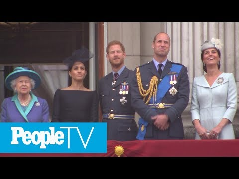 Debunking The Rules Of Royal Etiquette | PeopleTV
