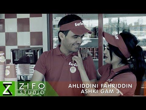 Ахлиддини Фахриддин - Ашки гам 3 (Клипхои Точики 2019)