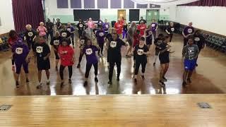 R T Q (Respect The Queen) Aretha Franklin Line Dance