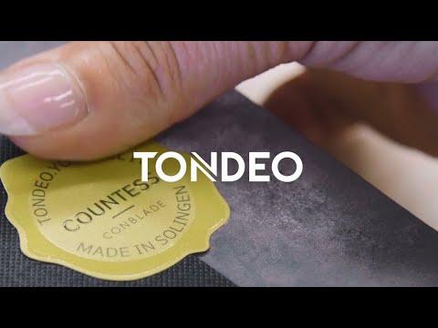 Produktion einer TONDEO Haarschere