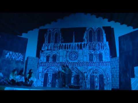 """Musical """" Notre Dame de Paris """"   0002"""