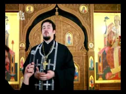 Проповедь на вечерне с чином прощения в Прощеное воскресение