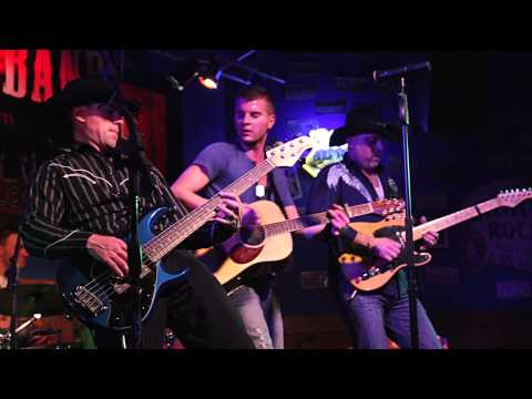 Justin Fabus Band - Leavin' Kind Official Music Video