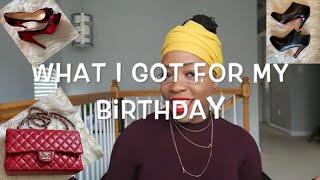 Unboxing My Luxury Birthday Presents