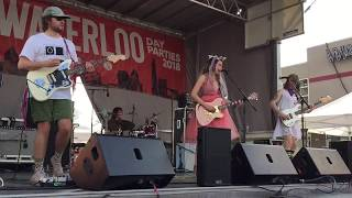 Ginger by Speedy Ortiz @ Waterloo Records for SXSW on 3/17/18