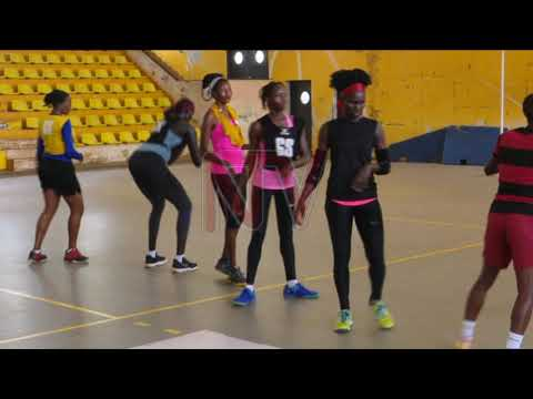 She Cranes depart for the Africa Netball championship in SA