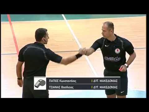 Handball Premier: ΠΑΟΚ – ΑΕΡΩΠΟΣ ΕΔ. | 08/12/2019 | ΕΡΤ