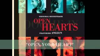 Anggun - Open Your Heart (Audio)