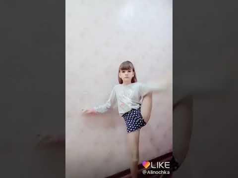 , title : 'Настолько гибкая девочка'