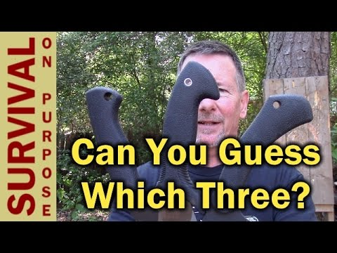 3 Favorite Schrade Machete Picks