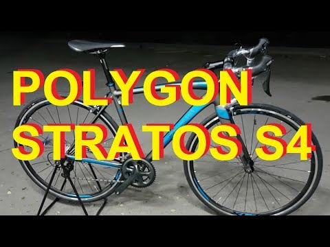ea81a273481 Sepeda Balap Polygon Stratos S4 shimano Tiagra 2x10 speed - Free video  search site - Findclip