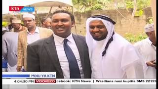 KTN News Investigative Reporter Hussein Mohamed weds lover in Nairobi