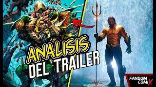 Aquaman: Análisis del trailer