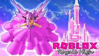 Buying The MOST EXPENSIVE Dress In Royale High! 100,000 DIAMOND SPENDING SPREE!