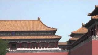 Video : China : Outside the Forbidden City, BeiJing 北京