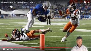 He Pretty Decent...B Lou football highlights