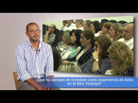 Mauricio Martínez CEO de Compostingreen SL en #EnredateElx 2016[;;;][;;;]