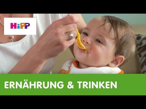 Beikost-Start: Hebammen-Tipps (HiPP Ratgeber)