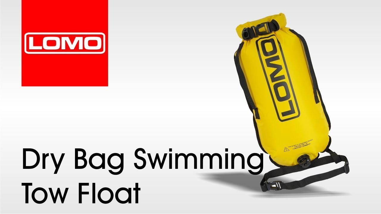 Dry Bag Swimming Tow Float