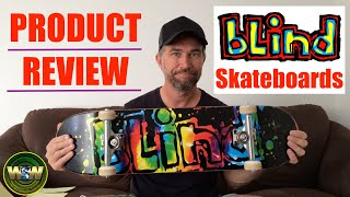 Blind Skateboard deck review - (In depth product review)
