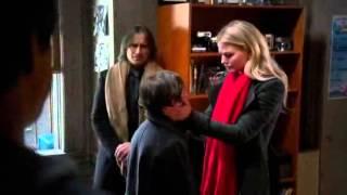 Discussion entre Emma, Neal, Gold et Henry