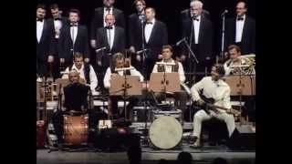 The belly button of the world - Goran Bregovic with orchestra Serbia 2007