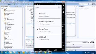 Phonegap tutorial 4 - How to use bootstrap and request data with ajax