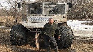 Куплю вездеход для охоты и рыбалки