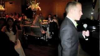 Perfect Best Man Speech By Jake Stockley