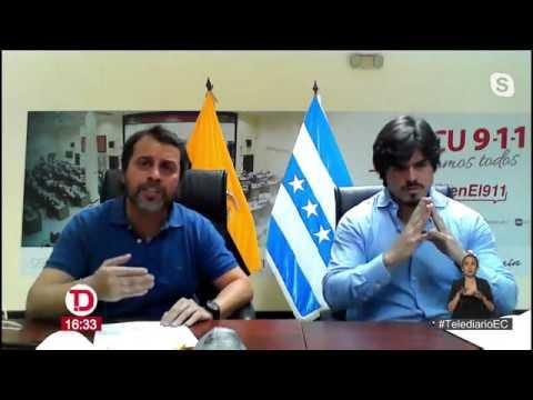 #RuedaDePrensa | Paúl Granda, presidente Consejo Dir. IESS, José de la Gasca, sec. Anticorrupción