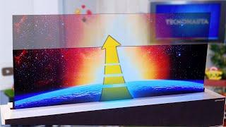 """Primer vistazo e impresiones de la televisión enrollable de LG, la LG Signature OLED TV 65R9. ¿Cuál crees que será su precio? • SUSCRIBETE es GRATIS → http://bit.ly/1jnUItt  • Supercargadores de Tesla GRATIS → https://ts.la/anamaria11209  O dale este código al vendedor """"ANAMARIA11209""""   --------------------------------------------------------------------------------  • ¡ T E   R E C O M E N D A M O S !  Últimos Vídeos → https://bit.ly/2L0GLnq  Mejores Teléfonos → Samsung 10s - https://bit.ly/2L0H9SU  → Huawei 30s - https://bit.ly/2ZdOEv2  → iPhone Xs - https://bit.ly/2L0NLk6   Teléfonos Espectaculares  → https://bit.ly/2Z26oOG  Compramos un Tesla  → https://bit.ly/2Kq4Xk1  Duras Pruebas → https://bit.ly/2za0HyM  Descontrol en Tecnonauta →  https://bit.ly/2KMco5u  --------------------------------------------------------------------------------  • ¡ R E D E S   S O C I A L E S !  Instagram: @tecnonautatv - https://www.instagram.com/tecnonautatv Twitter: @tecnonautatv - https://twitter.com/TecnonautaTV Facebook: @tecnonautacom - https://www.facebook.com/TECNONAUTAcom  • M A R T Í N  Instagram: @martyncuevas - https://www.instagram.com/Martyncuevas Twitter: @martyncuevas - https://twitter.com/Martyncuevas  • A N N A  Instagram: @annaclxy - https://www.instagram.com/Annaclxy Twitter: @annaclxy - https://twitter.com/AnnaCLXY  --------------------------------------------------------------------------------  • C O N T A C T O   P R O F E S I O N A L → tecnonautatv@gmail.com"""