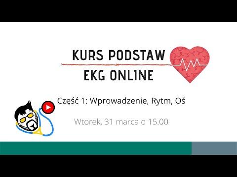 Kurs Podstaw EKG - Część 1