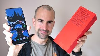 OnePlus 7T Pro - Unboxing & Tour